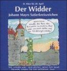 Johann Mayrs Satierkreiszeichen, Der Widder: Mayr, Johann: