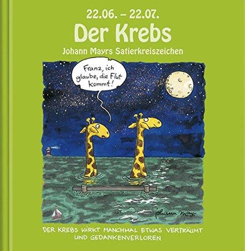 Johann Mayrs Satierkreiszeichen: Der Krebs: Korsch, Verlag und