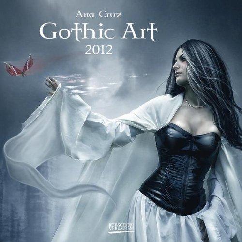 9783782762045: Gothic Art 2012. Broschürenkalender: Trend Art