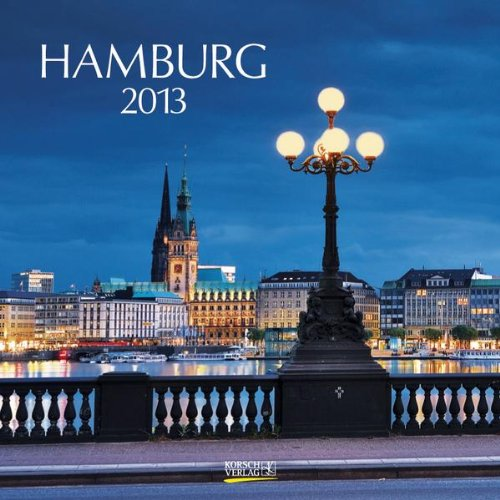 9783782775076: Hamburg 2013. Broschürenkalender