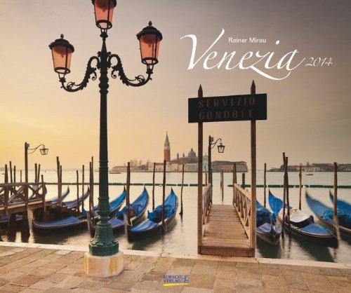 9783782782845: Venezia 2014. PhotoArt Classic Kalender