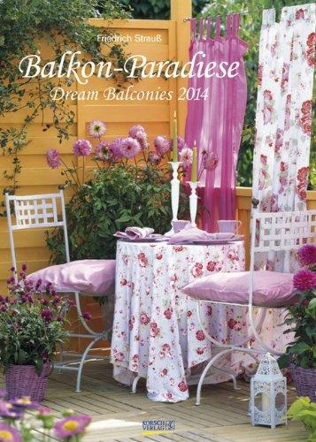 9783782783255: Balkon-Paradiese 2014