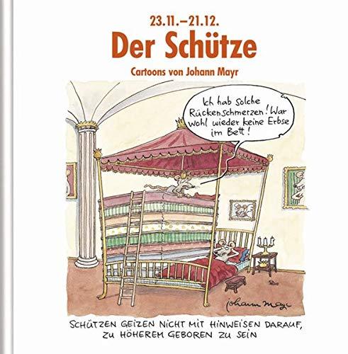 9783782785853: Der Schütze: Cartoon-Geschenkbuch
