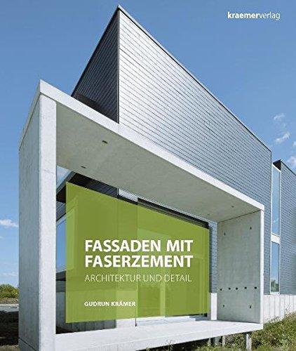 Fassaden mit Faserzement: Architektur und Detail: Gudrun Krämer