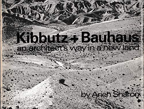 9783782814300: Kibbutz and Bauhaus