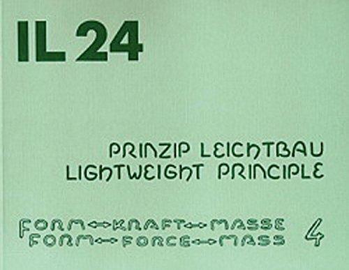 9783782820240: Form, Kraft, Masse 4 - Prinzip Leichtbau: Form, Force, Mass 4. Dt. /Engl.