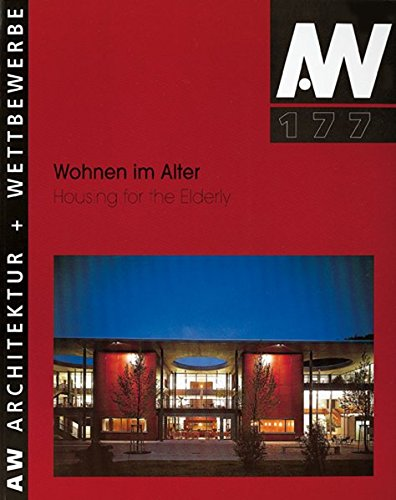9783782831772: Wohnen im Alter /Housing for the Elderly