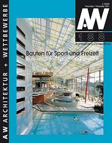 9783782831888: Bauten f�r Sport und Freizeit /Buildings for Sport and Leisure