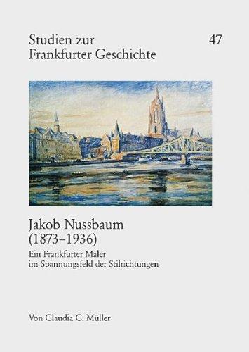 Studien zur Frankfurter Geschichte, Bd.47 : Jakob: Rebentisch, Dieter, Hils-Brockhoff,