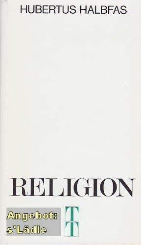 Religion. (Erg.-Bd.): Halbfas, Hubertus: