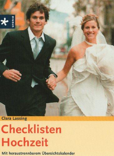 9783783161397: Checklisten Hochzeit