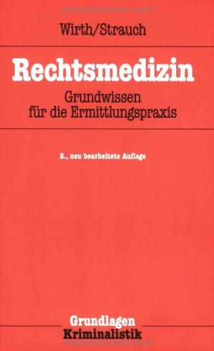 9783783200164: Rechtsmedizin