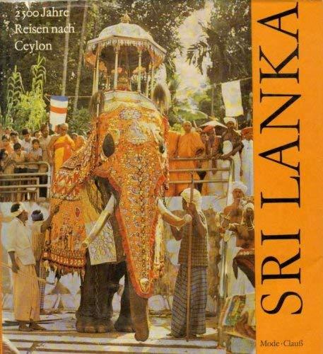 9783783381337: Sri Lanka. Aus Legenden, Märchen, historischer Überlieferung und Bericht