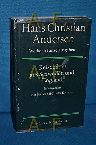9783783383027: Reisebilder aus Schweden und England. Gesammelte Werke in Einzelausgaben by A...
