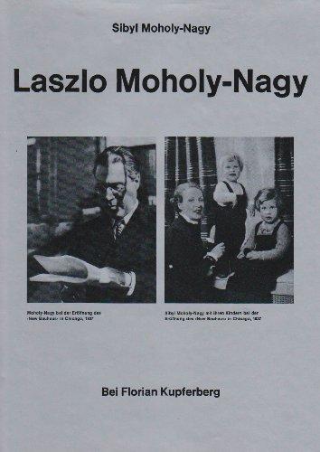 Laszlo Moholy-Nagy, ein Totalexperiment. Mit einem Vorwort von Walter Gropius. - Moholy-Nagy, Sibyl.