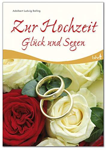 9783784078052: Zur Hochzeit Gl�ck und Segen