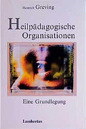 9783784112404: Heilpädagogische Organisationen
