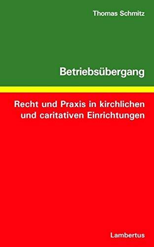 9783784117065: Betriebsübergang