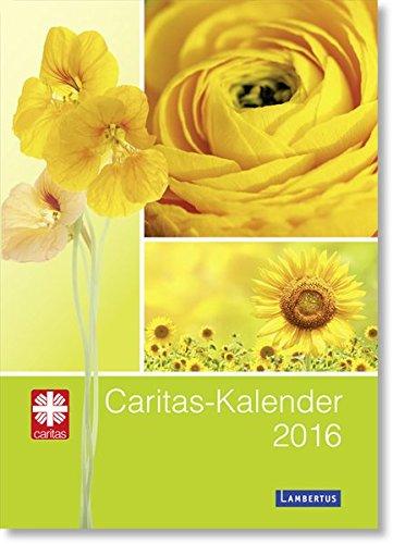 9783784127460: Caritas-Kalender 2016