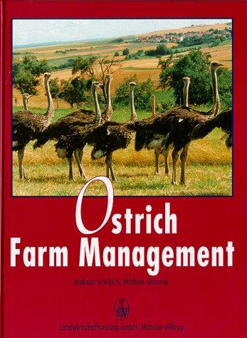 9783784327297: Ostrich Farm Management Book