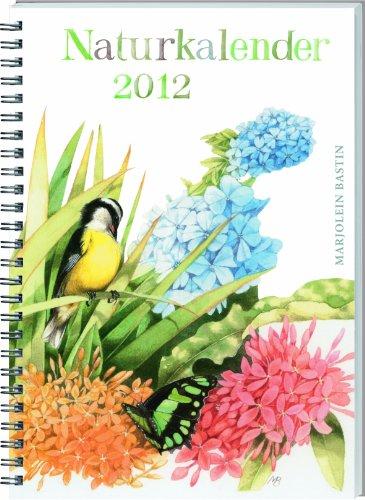 9783784351407: Naturkalender 2012
