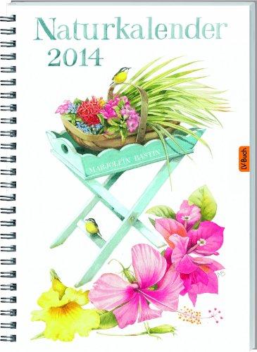 9783784352244: Naturkalender 2014