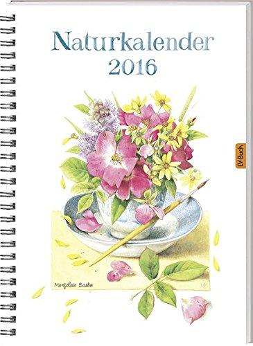 9783784353753: Naturkalender 2016