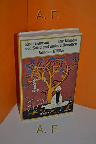 Die Königin von Saba und andere Novellen: Hamsun, Knut: