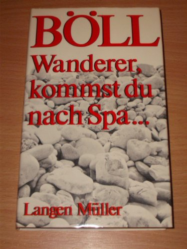 9783784415833: Wanderer Kommst Du Nach Spa ...: Erzählungen