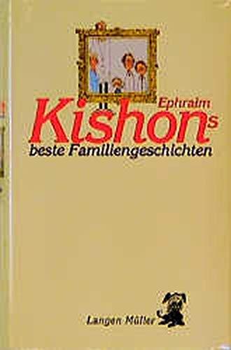 9783784415994: Kishons beste Familiengeschichten.