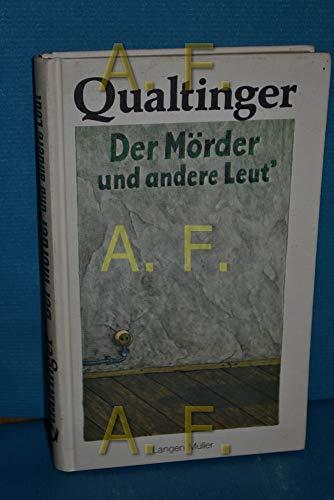 9783784416021: Der Mörder und andere Leut': Monologe, Dialoge und Szenen