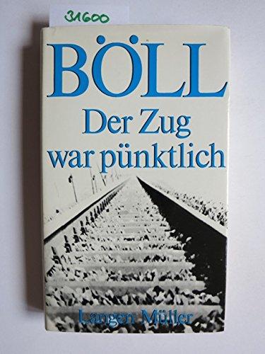 9783784416267: Zug war pünktlich: Erzählung.