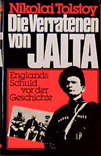 9783784417196: Die Verratenen von Jalta