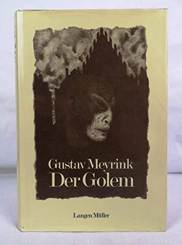 Der Golem: Gustav Meyrink