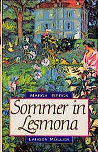 9783784427140: Sommer in Lesmona (German Edition)