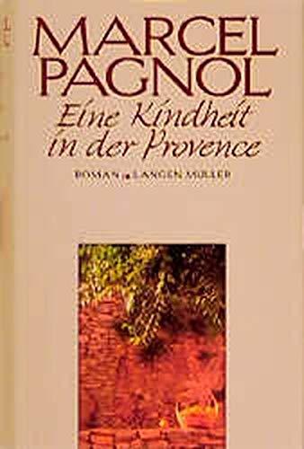 9783784427348: Eine Kindheit In Der Provence