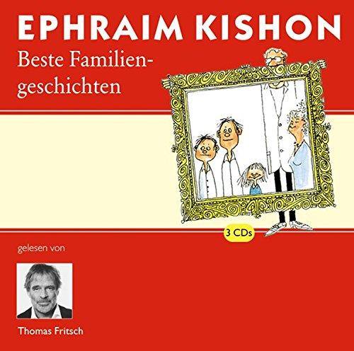 9783784440255: Kishons beste Familiengeschichten. 2 CDs.