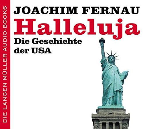 9783784440460: Halleluja. Die Geschichte der USA. 6 CDs
