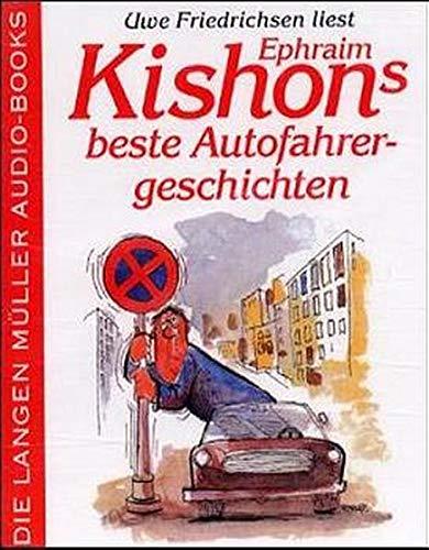 9783784450315: Kishons beste Autofahrergeschichten. 2 Cassetten.