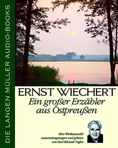 9783784450445: Ein großer Erzähler aus Ostpreußen. Cassette. Eine Werkausgabe.