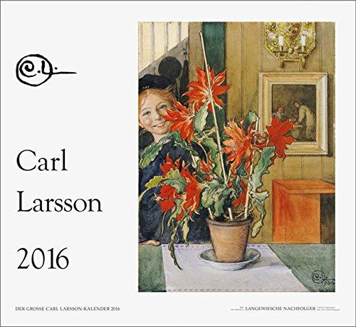 9783784598154: Der Große Carl Larsson-Kalender 2016