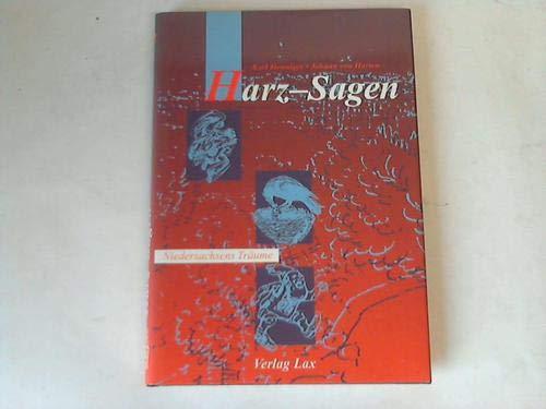 9783784889146: Harz-Sagen