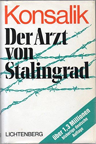 9783785278048: Der Arzt von Stalingrad