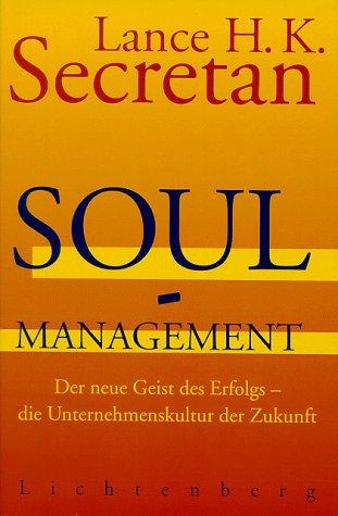 9783785284087: Soul-Management