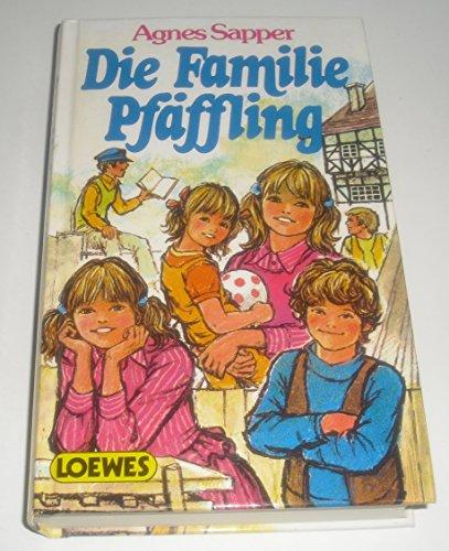 9783785517888: Die Familie Pfaffling: Eine frohe Geschichte aus der Fruhlingsstrasse (German Edition)