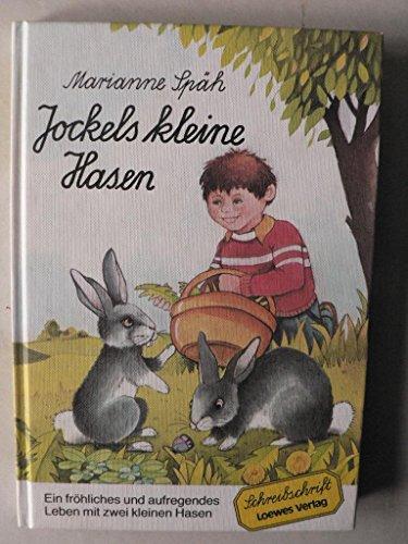 9783785518175: Jockels kleine Hasen. Lateinische Schreibschrift