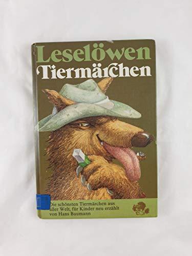 Leselöwen-Tiermärchen: Hans Baumann