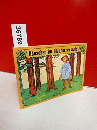 Hänschen im Blaubeerwald / Kleinformat 14 x