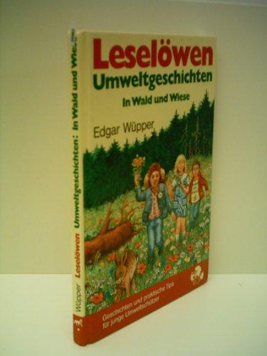 9783785520987: Leselöwen-Umweltgeschichten