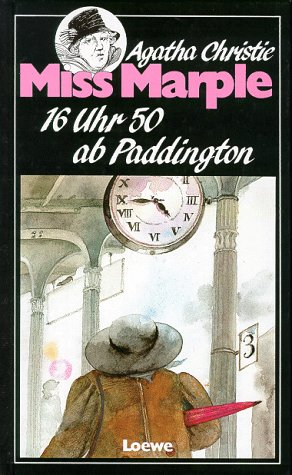 9783785521304: 16 Uhr 50 Ab Paddington: Miss Marple